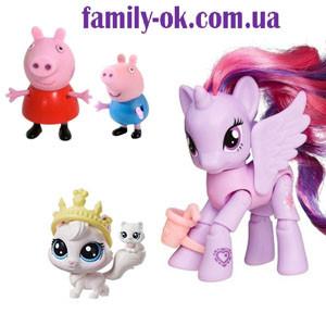 Любимые игрушки по приятным ценам