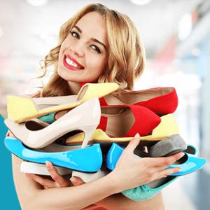 Обувь оптом, ассортимент более 70000