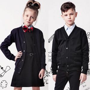Одяг для дітей та школярів