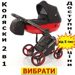 Дитячі коляски
