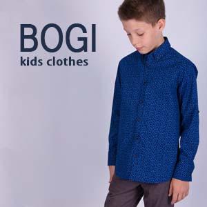 Детская и подростковая одежда Bogi